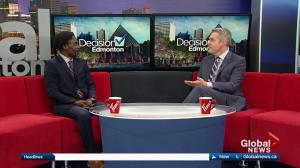 Analyzing Edmonton election with political scientist Chaldeans Mensah